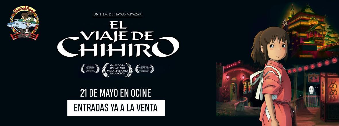 C - EL VIAJE DE CHIHIRO